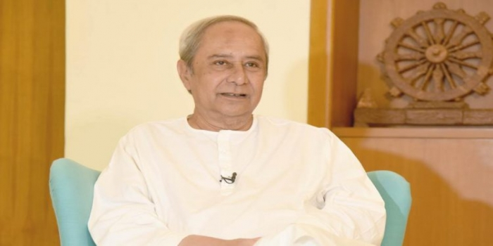 Naveen Patnaik Re-elected as BJD President for Eighth Time