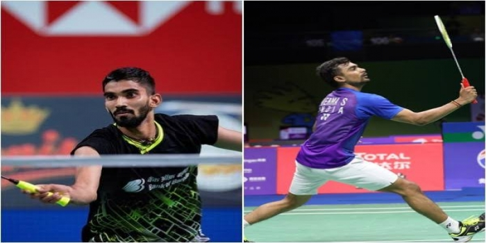 Korea Masters 2019: Srikanth, Sameer Through to Second Round, Sourabh Crashes Out